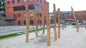 FHS: Playground school of Silberstein in Berlin