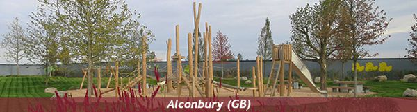 Pic: FHS-Playground in Alconbury (GB)