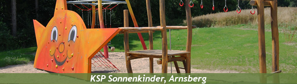 "Project: Playground ""Sonnenkinder"""